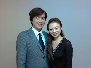 山崎靖夫 & 靖子